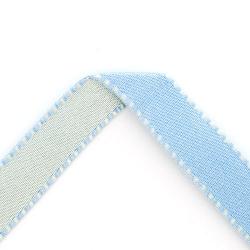 Лента атласная двусторонняя цвет 089