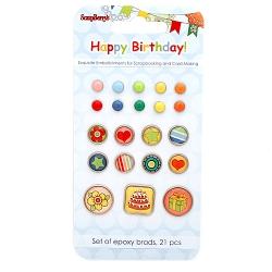 штучки для день рождения своими руками