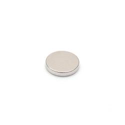 300386 Комплект магнитов неодимовых Шайба 6х1 мм, (5 шт.)