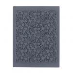 """CraftClay Штамп резиновый """"02 Фон. Листва"""" 10х14 см, (CCQ-08)"""