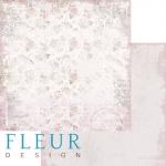 "Fleur Design Бумага для скрапбукинга, Воспоминания ""Мечты"" 30х30 см."