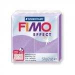 8020-607 FIMO Effect перламутровый лиловый, запекаемая полимерная глина, 57 г.