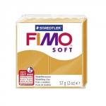 8020-41 FIMO Soft апельсин, запекаемая полимерная глина, 57 г.