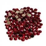 Preciosa Стразы клеевые, цвет 90110 ruby/рубин, SS20 (4.7 мм), 5 шт.