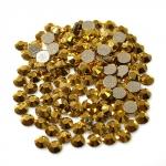 Preciosa Стразы клеевые, цвет aurum/золото, SS20 (4.7 мм), 5 шт.