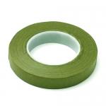 OASIS Флористическая лента 13 мм, светло-зелёная