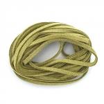 EFCO Шнур из алькантары, оливковый, 3 мм/3м