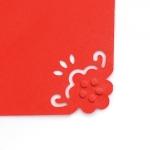 Mr.Painter Угловой дырокол с тиснением ЦВЕТОЧЕК, 2.5 см