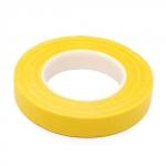 Seven Deco Флористическая лента 13 мм, жёлтая (212)