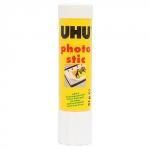 UHU photo stic Клей-карандаш для фотографий, 12 г.