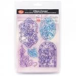 VIVA Decor Штампы силиконовые, Tiffany-Style Окно