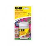 Клей-лак UHU Creativ, для декупажа и финишной отделки, 150 мл.