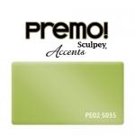 Sculpey Premo Accents (PE02 5035) запекаемая полимерная глина, перламутровый зеленый, 57 г.