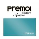 Sculpey Premo Accents (PE02 5038) запекаемая полимерная глина, перламутровый изумрудный, 57 г.