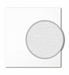 ArsHobby Текстурированный кардсток, СКОРЛУПА, белый, 305х310 мм, 216 г/кв.м