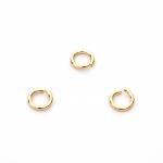 FayCraft Кольцо соединительное, 4.5 мм, цвет золото, (24 шт.)